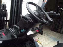 kierownica wózek widłowy