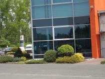 firma Saw-Trak wózki widłowe