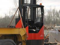 wózki widłowe elektryczne firma saw-trak