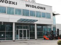 wózki widłowe firma saw-trak