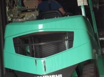 wózek widłowy Mitsubishi