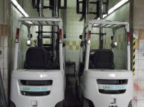 wózki widłowe nissan nowe