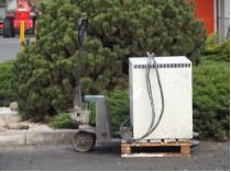 bateria do wózka widłowego elektrycznego