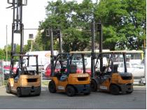wózki widłowe saw-trak warszawa